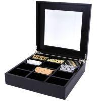 Wood Tie Box | Box storage, Storage and Ties