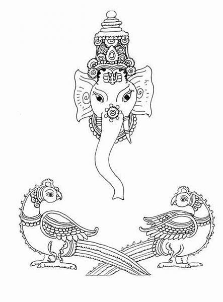 Girl Goldfish Wallpaper 77 Best Images About Kalamkari On Pinterest