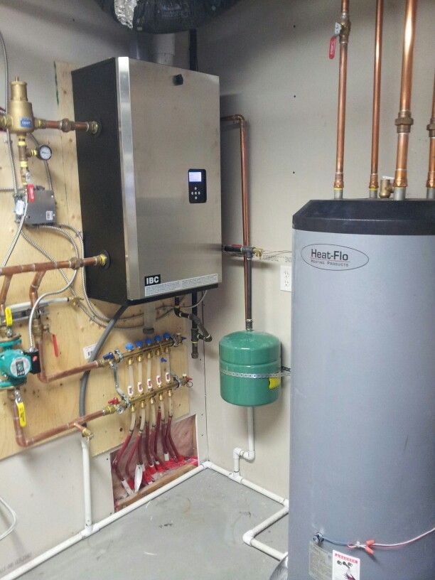 Forced Air Wiring Diagram Ibc High Efficiency Boiler Heat Flo Indirect Hot Water