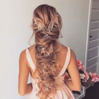 17 Best ideas about Messy Wedding Hair on Pinterest ...