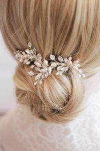 25+ best ideas about Wedding hair combs on Pinterest ...