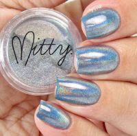 25+ best ideas about Chrome nail polish on Pinterest ...