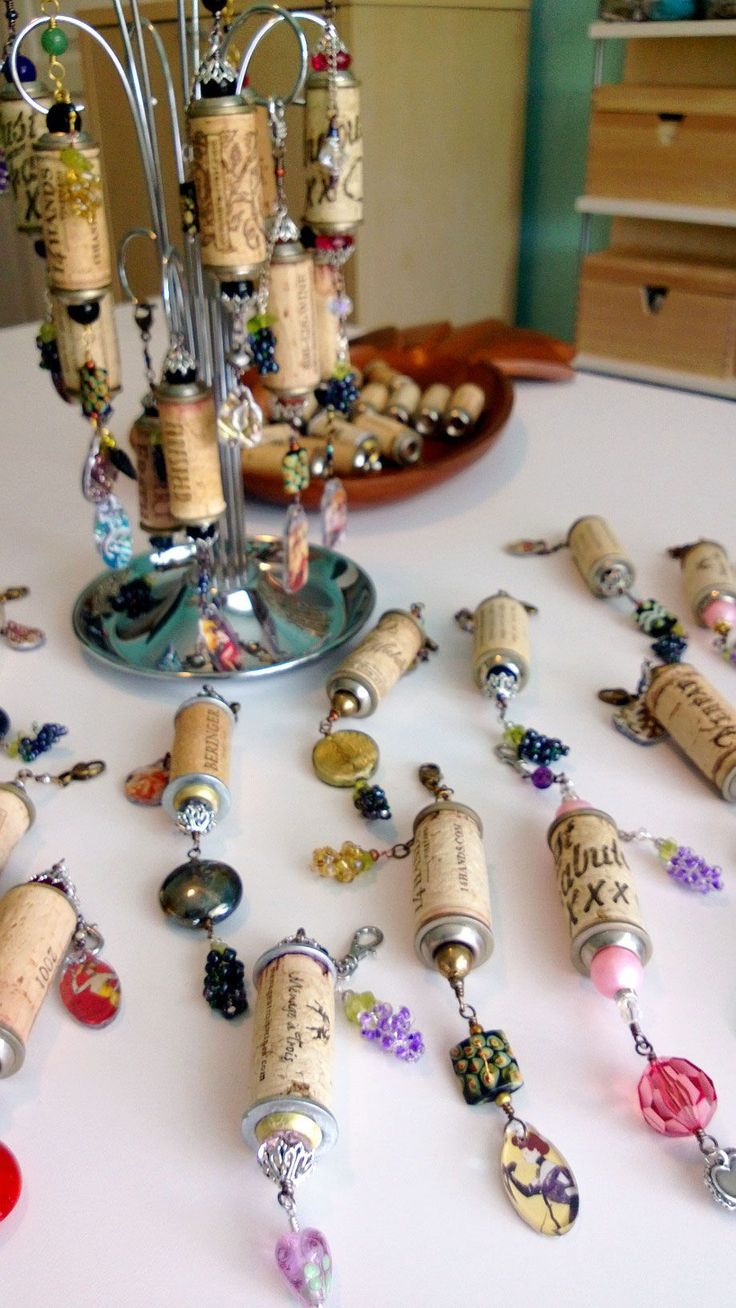 Used wine corks for crafts - Used Wine Corks For Crafts Decorative Wine Cork Ornaments Created By Renee Webb Allen Download