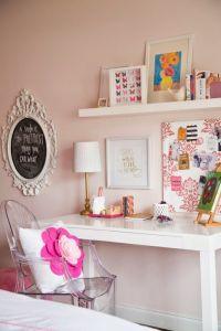 Tween Girl Pink + Coral Bedroom - Darling Darleen | A ...