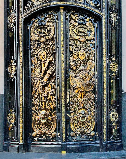 321 best images about Mystical Gates and Doors on