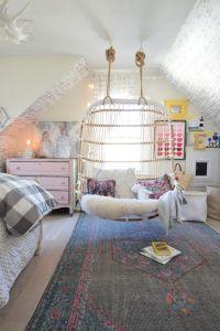 25+ best ideas about Teenage attic bedroom on Pinterest ...