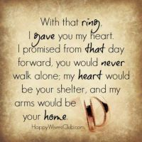 61 best images about Wedding Vows on Pinterest   The vow ...