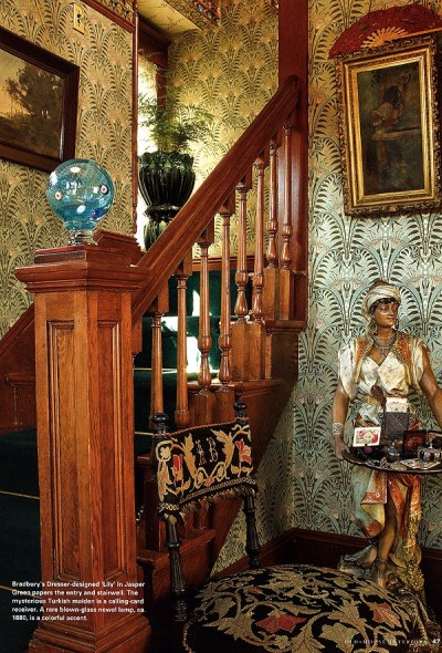 17 Best images about Bradbury & Bradbury on Pinterest   Aesthetics, Victorian interiors and ...