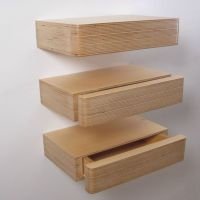 Pacco Floating Drawers from Mocha.uk.com