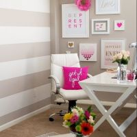 25+ best ideas about Feminine office on Pinterest ...