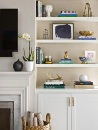 Best 20+ Living room shelves ideas on Pinterest | Living ...