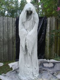 Halloween Yard Decoration - WoodWorking Projects & Plans