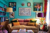10 Best ideas about Bohemian Living Rooms on Pinterest ...