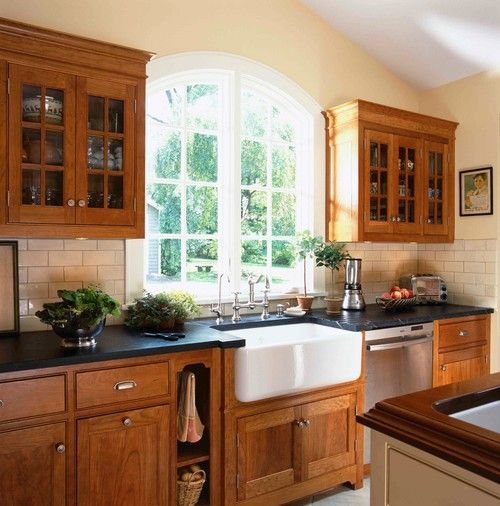 National Lumber Kitchen Cabinets Best 25+ Cherry Cabinets Ideas On Pinterest | Cherry