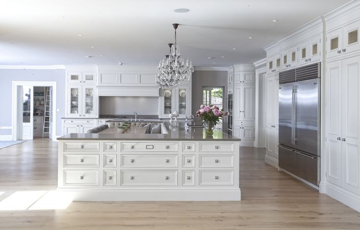 Do It Yourself Kitchen Islands Large Island With Built-in Banquette | Coastal Hideaway
