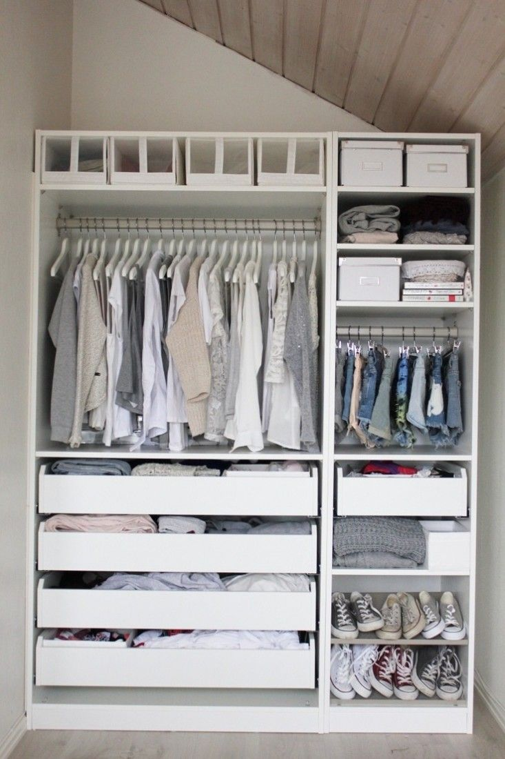 Ikea Closet Organizer Systems 10 Easy Pieces: Modular Closet Systems, High To Low | Life