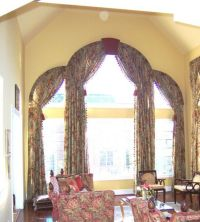 Half Moon Window Treatments - Bing images