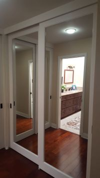25+ Best Ideas about Mirror Closet Doors on Pinterest ...