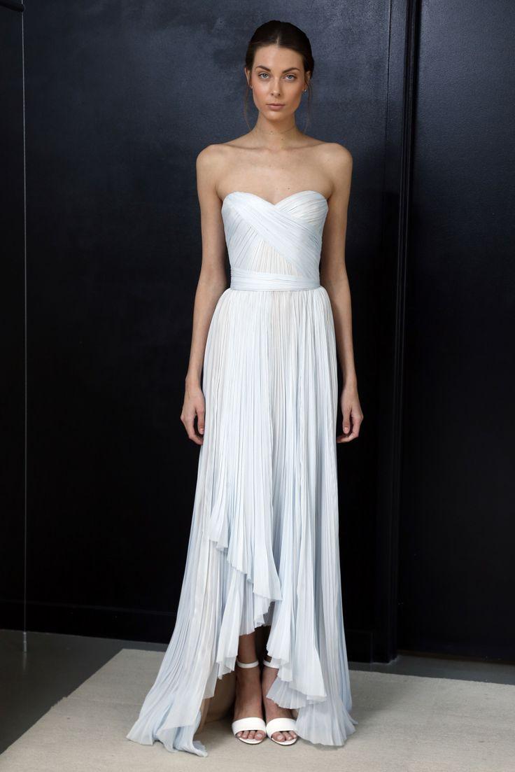 j mendel bridal j mendel wedding dress J Mendel Bridal Spring
