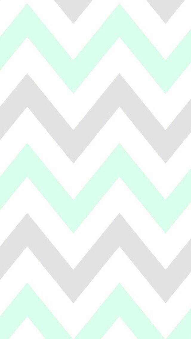 Cute Owl Wallpaper Border Mint Chevron Cocoppa Wallpaper Cute Cocoppa Pinterest