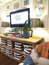 Amber Designs - living rooms - The Container Store Rugby ...