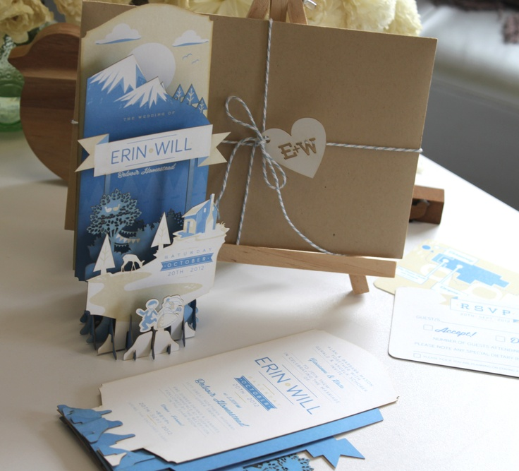 41 Best Images About Invite Pop Up On Pinterest Wedding