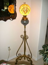 403 best images about Antique Floor Lamps on Pinterest ...