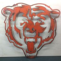 1000+ ideas about Chicago Bears Room on Pinterest ...