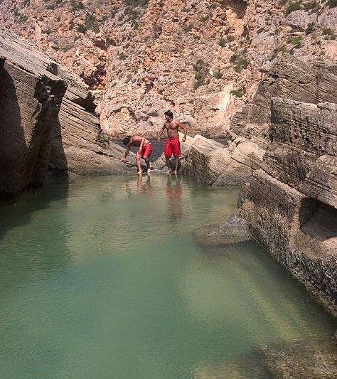 Top 10 piscinas naturales for 5 piscinas naturales catalunya