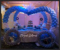 www.elegant-balloons.com - sweet 16 cinderella carriage ...