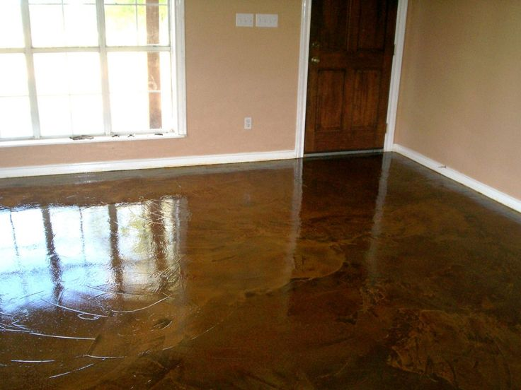 How To Clean A Concrete Floor | Zigmarks.Com
