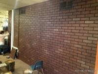 17 Best images about Faux Brick Walls on Pinterest | Glaze ...