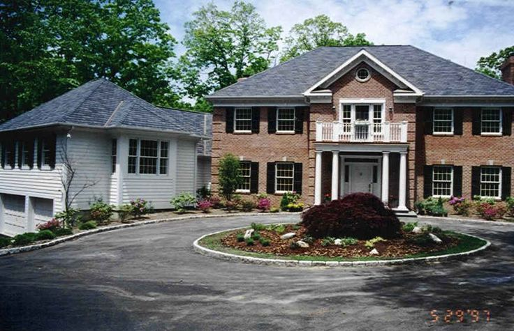 Half Circle Driveway I Want A Full Or Half Circle Driveway | Projects For The