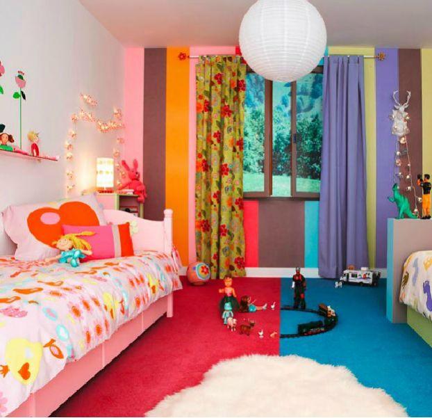 Boy And Girl Bedroom Decor Dance-drumming - boy and girl bedroom ideas