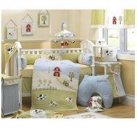 My little farm crib bedding | Baby Bump | Pinterest | Crib ...