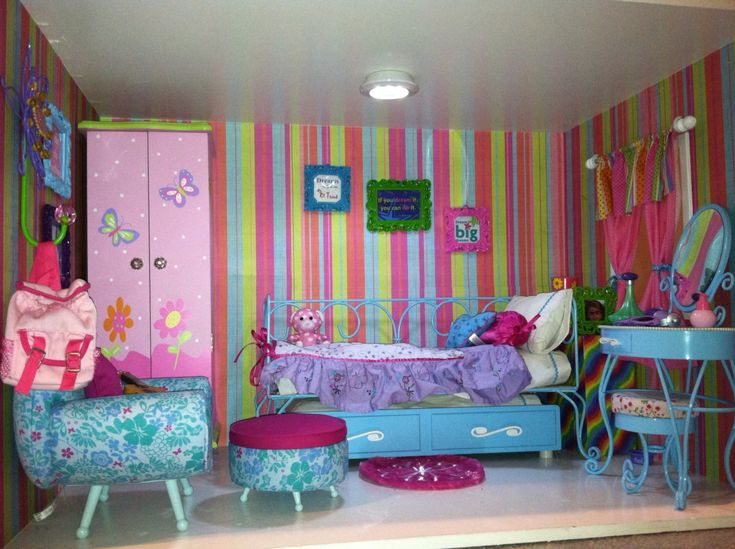 1000+ images about American girl house ideas on Pinterest