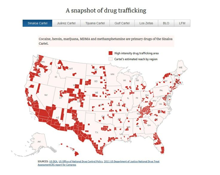 Drug Trafficking In The Us Research Paper