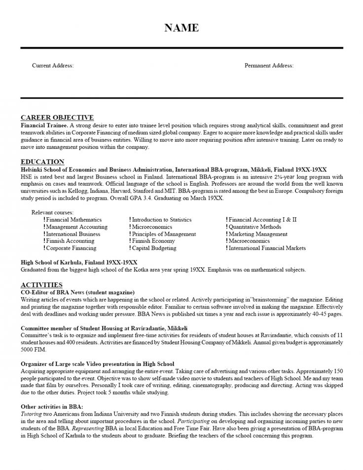 ready resume format resume format builder how to write resume 92 how to write perfect