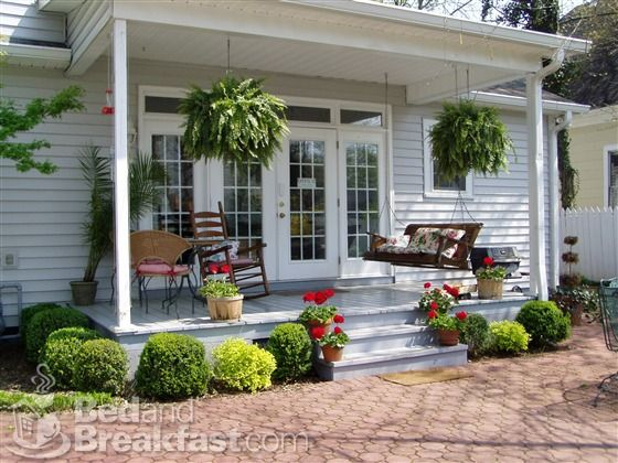 1000+ Ideas About Small Porches On Pinterest | Front Porch Chairs