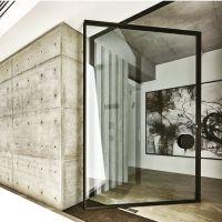 Best 25+ Pivot doors ideas on Pinterest | Glass door ...