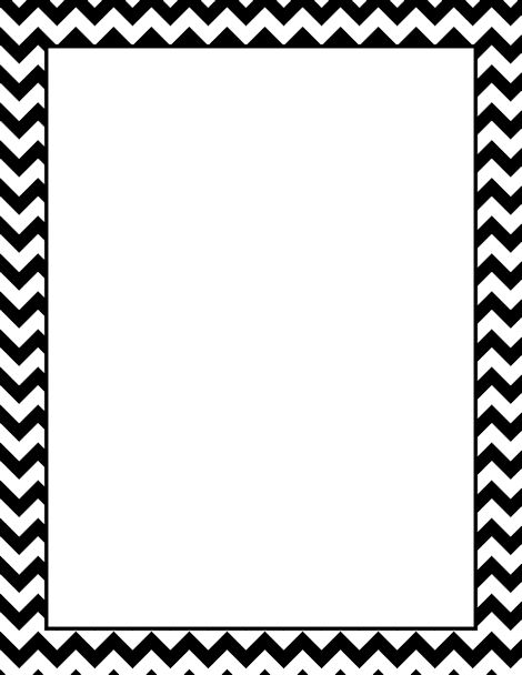 Graduation Invitation Template Google Docs Chevron Page Border. Free Downloads At Http://pageborders