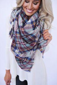 1000+ ideas about Blanket Scarf on Pinterest | Scarf ideas ...