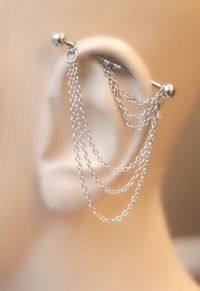 25+ best ideas about Industrial Piercing on Pinterest ...