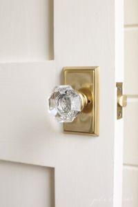 Best 20+ Crystal Door Knobs ideas on Pinterest | Vintage ...