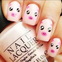 25+ best ideas about Easy nail art on Pinterest | Easy ...