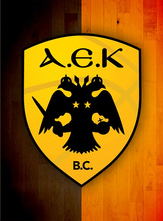 Iphone X Wallpaper Official Aek Logo In Basketball Aek Pinterest Logos