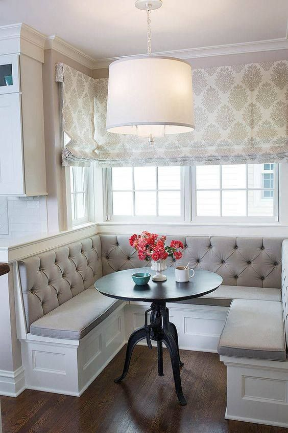 Counter Height Banquette 25+ Best Ideas About Breakfast Nook Decor On Pinterest