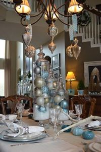 [Decor]ography: Burlap, Bling and Blue - Our Naturally ...