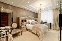 15 Luxury Master Bedroom Designs -- i like how most of ...