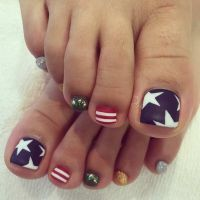 25+ best ideas about Painted toe nails on Pinterest | Cute ...